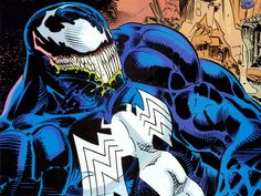Marvel And Dc Characters, Marvel Villains, Marvel Comic Books, Marvel Art, Comic Book Characters, Marvel Heroes, Comic Books Art, Comic Art, Venom Comics