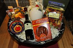 Zest for Taste food hamper, the prize for my first competition on 'Travel With Kat' open to all UK residents http://travelwithkat.com/2013/03/05/competition-zest-for-taste-hamper/