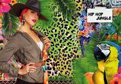 Print thema voorjaar 2013 Versteegh Bijoux - Modeaccessoires