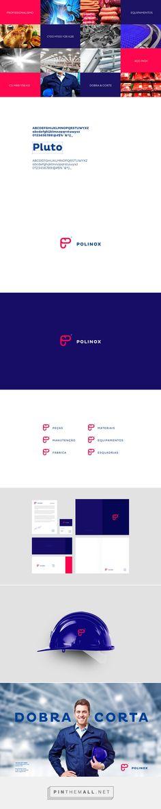 Polinox on Behance - created via https://pinthemall.net