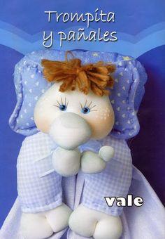 Revistas de manualidades Gratis: Revista para hacer muñecos gratis Soft Sculpture, Doll Face, Smurfs, Projects To Try, Arts And Crafts, Teddy Bear, Album, Baby, Animals