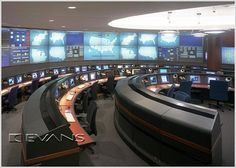 Lucent's Network Reliability Center in Aurora, Colorado 080521-nocs3 by pingdom, via Flickr