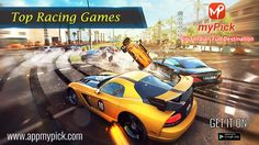 Top racing game application download from #myPick.
