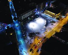 Nikis Square, Kozani, Greece