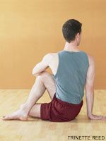 If you suffer from low-back pain, your posture may provide clues as to why. In his continuing exploration of yoga for back pain, Baxter Bell explains how.