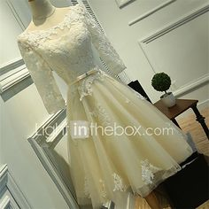 Long Sleeves Ivory Lace Tea Length Wedding Dresses, Cheap Beach Short Bridal Wedding Gowns,, Shop plus-sized prom dresses for curvy figures and plus-size party dresses. Ball gowns for prom in plus sizes and short plus-sized prom dresses for Gold Prom Dresses, Prom Dresses For Sale, Cheap Dresses, Homecoming Dresses, Bridesmaid Dresses, Dress Prom, Dresses 2016, Prom Gowns, Dress Long