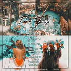 """Filtro/filter VSCO """"Teal & Orange"""" (Ig: anniesthetic__) News Photography Filters, Photography Editing, Photography Hacks, Photography Tutorials, Creative Photography, Digital Photography, Portrait Photography, Vsco Pictures, Editing Pictures"""