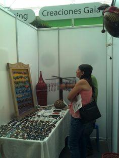 Creaciones Gaia promoviendo sus productos