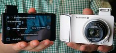 Galaxy Camera with the new camera Android 4.1 for Samsung