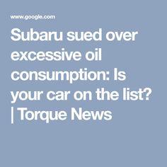 Subaru Oil Consumption >> 32 Best Subaru Images In 2019 Subaru Oil Light Subaru