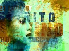 'Once at Pisa' von Gabi Hampe bei artflakes.com als Poster oder Kunstdruck $27.72