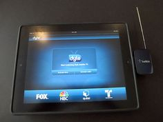 Belkin Dyle Mobile TV for iPad + iPhone (Dock Connector)