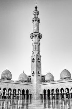 The Grand Mosque - Abu Dhabi.   par wildfirehv