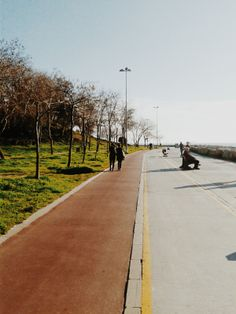 moda, istanbul. #seaside #park #landscape #istanbul #turkey