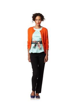 Outfit Ideas for Spring 2013 - Spring Wardrobe On a Budget