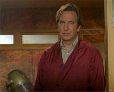 "Alan Rickman as Phil Allen in ""Blow Dry"" 2001"