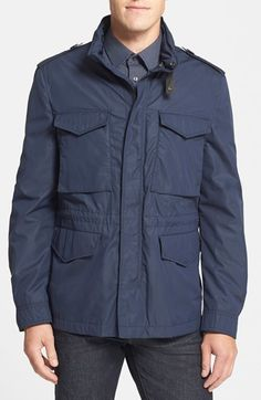 f1211a7b7955f Burberry Brit Brettson Field Jacket. Lookastic For Men