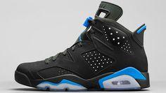 "EffortlesslyFly.com - Kicks x Clothes x Photos x FLY SH*T!: First Look: Air Jordan 6 Retro ""UNC"""