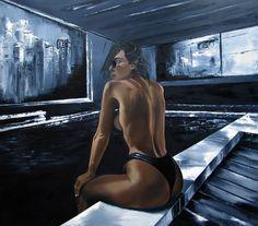Magdalena Serwin Source Of Inspiration, Bikinis, Swimwear, Gallery, Women, Art, Fashion, Bathing Suits, Art Background