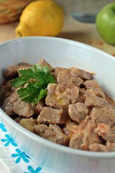 Bocconcini di Maiale spezzatino ricco dal Brasile ricetta secondo cucinare blogGz Giallozafferano foto tutorial Statusmamma