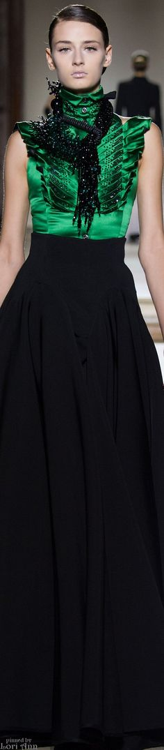 Julien Fournié Haute Couture Fall 2014