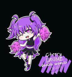 LUNIME - Gacha World - Chibi Cheery by OnlyTrashArtsHere