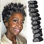 Braiding Hair Bouncy Curl / Saniya Curl Twist Braids / Pre-loop Crochet Braids S. Curly Crochet Braids, Curly Braids, Crochets Braids, Crochet Hair Styles, Short Braids, Short Afro, Curly Hair, Box Braids Hairstyles, My Hairstyle