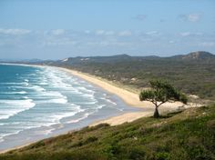 QUEENSLAND: Although a little close to civilisation, Byfield National Park is a personal Favourite. Outstanding coastal scenery, massive sand dunes, rugged pinnacles and remote camping opportunities are highlights of a visit to Byfield National Park and Byfield Conservation Park. (Photo: Matt Kayes).