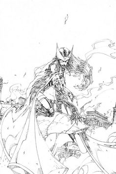 Batwoman by Brett Booth