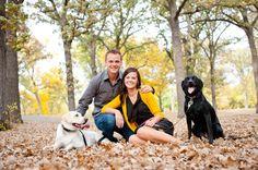 family photo with dogs @Shae CDreamer CDreamer CDreamer Photo's