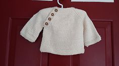 Wee Lima is the perfect last minute go-to gift for every baby and is a classic cardigan for any boy or girl.
