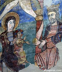 Adoración de los Reyes Magos original de Navasa
