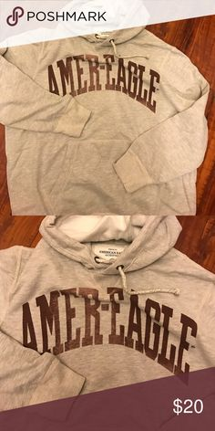 🎁NWOT American Eagle brand new hoodie New, smoke free home, very nice American Eagle Outfitters Shirts Sweatshirts & Hoodies