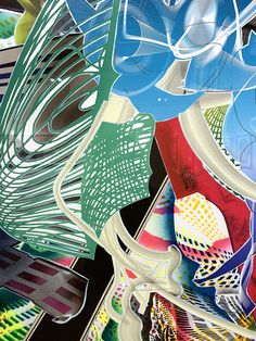 Frank Stella Art, Consumerism, Modern Contemporary, Abstract Art, Museum, Paintings, Artists, American, Holiday