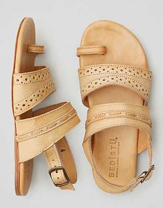 Bed Stu Rosalyn Sandal , Natural | American Eagle Outfitters