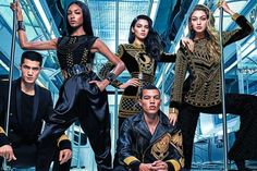 With the new highly anticipated release of the Balmain x H&M collection, products are already sold out and being resold. The purpose of the design was to make high fashion pieces more available to those who cannot afford the expensive brand. With its release, the products are being resold online at pries higher than the original brands. The high demand is defeating the purpose of the newly released collaboration. Miranda Kretz.