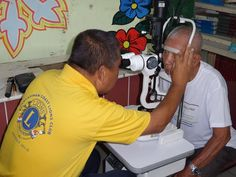 La Union #LionsClub (Philippines) screened 85 patients for eyeglasses and served 62 cataract patients and 11 detected and ready for operation