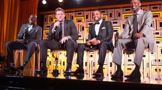 The Driven to Achieve Awards drew a sellout crowd again this year, featuring several big-name stars, including host former Green Bay Packers wide receiver Donald Driver, Houston Texans lineman J.J. Watt, actor Anthony Anderson and musician Brian McNight.