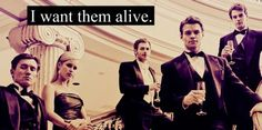 Um, no, I really don't. The three I care about are alive, and the two I hated are dead. I'm happy