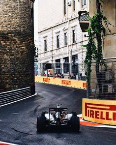 P5 for Lewis Hamilton at the 2016 #F1 #EuropeanGP at the Baku Race Circuit in Azerbaijan