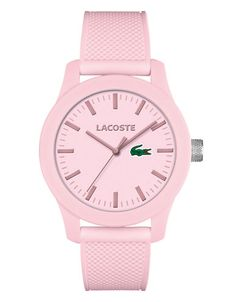 Jewellery & Accessories | Women's Watches | Womens Lacoste.12.12 Standard 2010767 | Hudson's Bay