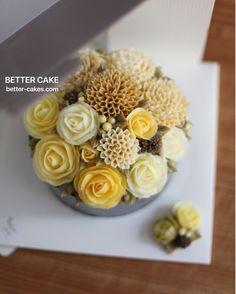 Done by student of Better class (베러 정규클래스/Regular class) www.better-cakes.com  Any inquiries about BETTER CLASS Mailbettercakes@naver.com Linebetter_cake FacebookBetter Cake Kakaotalkleesumin222  #buttercream#cake#베이킹#baking#bettercake#like#버터크림케이크#베러케익#cupcake#flower#꽃#sweet#플라워케이크#foodporn#birthday#wedding#디저트#bettercake#dessert#버터크림플라워케이크#follow#food#koreancake#beautiful#flowerstagram#instacake#컵케이크#꽃스타그램#베이킹클래스#instafood#flowercake