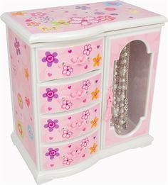 Eva Jewelry Box, Toys, Children, Crafts, Furniture, Home Decor, Jewellery Box, Activity Toys, Young Children