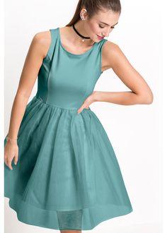 Платье из тюля, RAINBOW