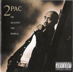 #FS #RapMusic 2Pac - Me Against The World CD 1998 Reissue // $12.95 New @ http://www.discogs.com/sell/item/253944412 #Tupac #TupacShakur #Outlawz