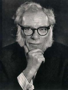 """RENOVAÇÃO: """"Inventor"""" da Robótica...Isaac Asimov ... Criador ..."""