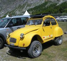 citroen 2cv images | Citroën 2CV 4x4