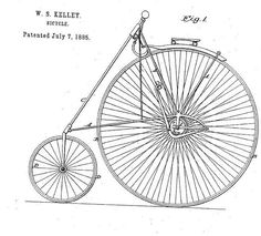 pics of the first bicycle   ... Blog - Patents and the History of Technology: Bicycle Technology