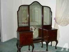 1920's Antique Victorian Vanity - $350 (Missouri City/Hwy 6)