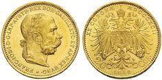 21.6 Karat Austrian Korona Gold Coins (video).
